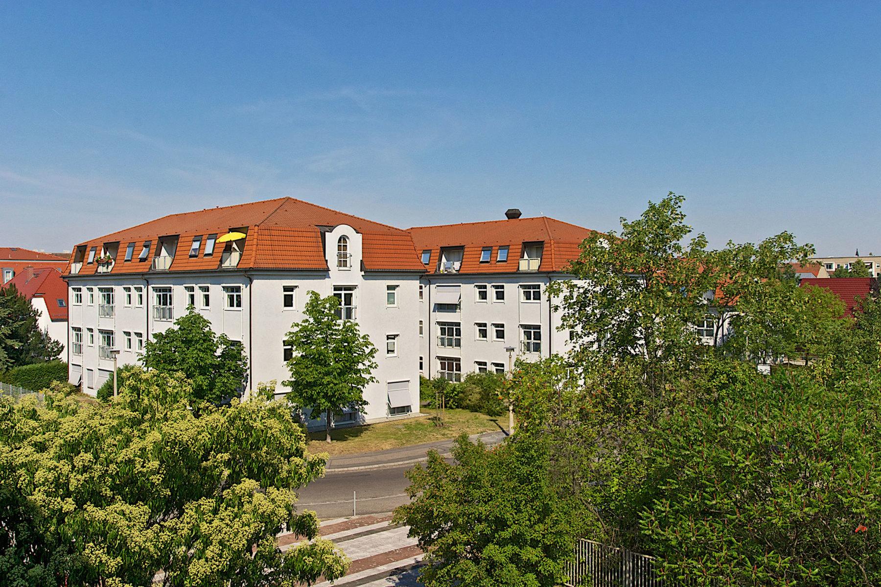 Wohn- und Gewerbekomplex Aussiger Straße