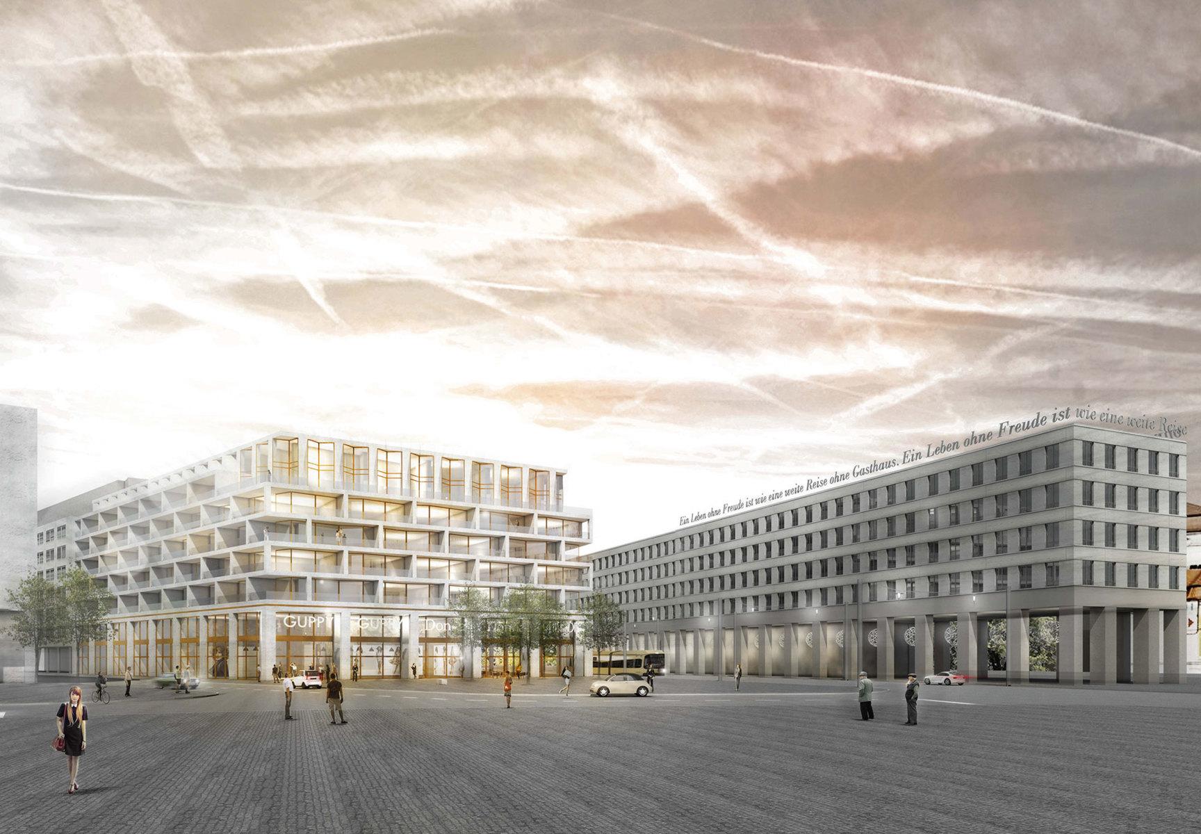 Palais am Zwinger