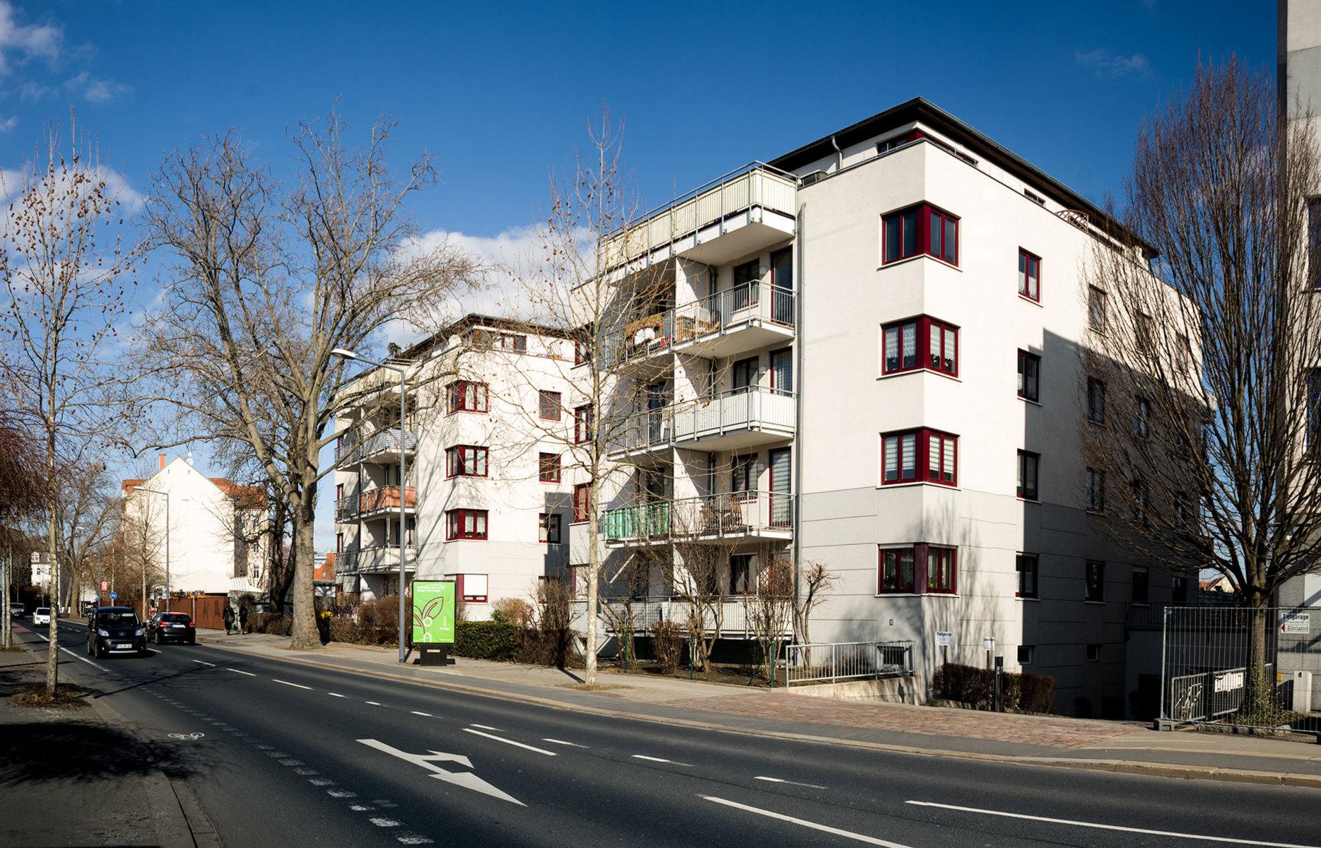 Tharandter Straße 11 und 11a